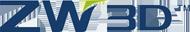 ZW 3D logo