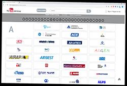 Catalog Portal for Visiativ