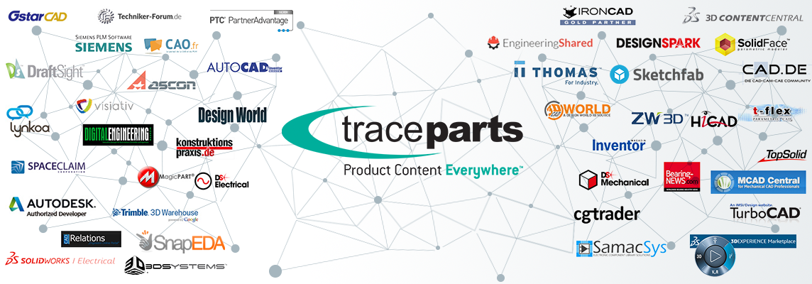TraceParts publishing network