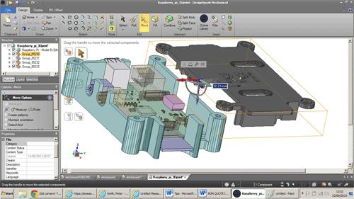 designspark-mechanical-traceparts-3d-cad-models