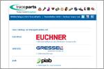 New catalogs newsletter #65: EUCHNER, GRESSEL, piab, PÖPPELMANN, Schneider Electric, TUPY