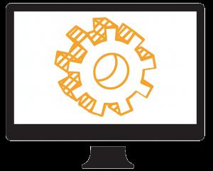 Mechanical CAD Icon