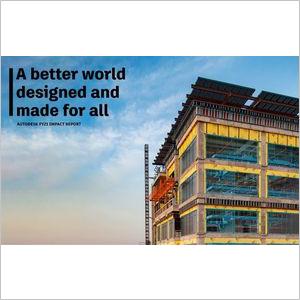 Autodesk publie son rapport « Impact » 2021